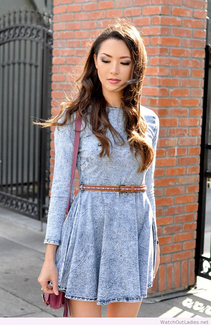 Hapa-Time-denim-dress-and-accessories